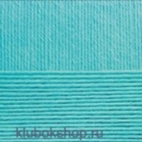Пряжа Элегантная (Пехорка) 95 Океан - купить в интернет-магазине недорого klubokshop.ru
