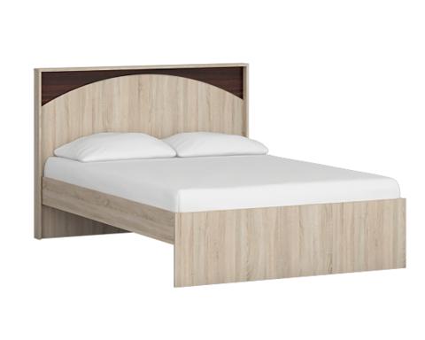 Кровать ЕВА 1200 (поддон ЛДСП) Кр86