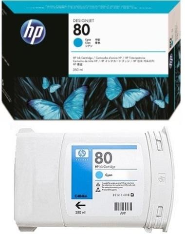 Картридж Hewlett-Packard (HP) C4846A №80