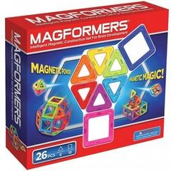 Magformers Магнитный конструктор Магформерс-26 (63087)