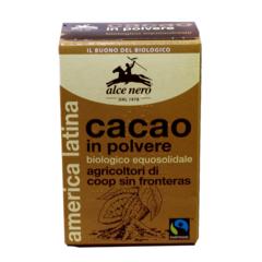 Какао-порошок, Alce Nero, 80 г