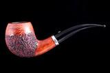 Курительная трубка Mastro De Paja Rustic, M401-8