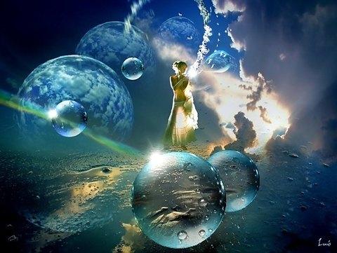 № 02. Вторая    Матрица.  Величие Космоса.