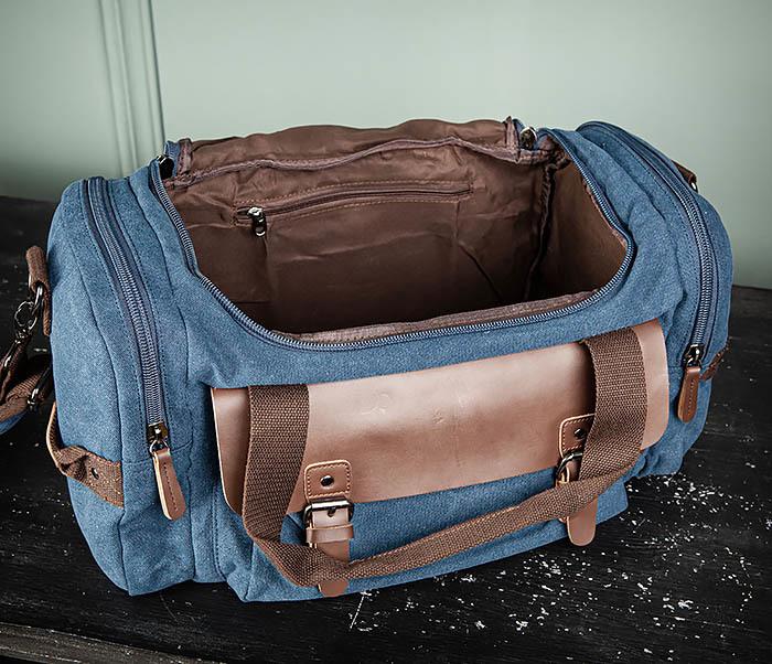 BAG502-3 Дорожная сумка для ручной клади средних размеров фото 11