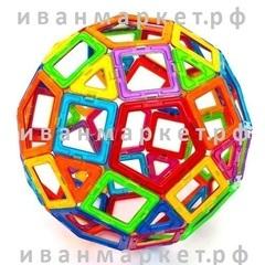 Магнитный конструктор 198 деталей Magical Magnet