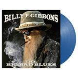 Billy Gibbons / The Big Bad Blues (Coloured Vinyl)(LP)