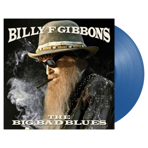 Billy Gibbons / The Big Bad Blues (Coloured Vinyl)(LP)