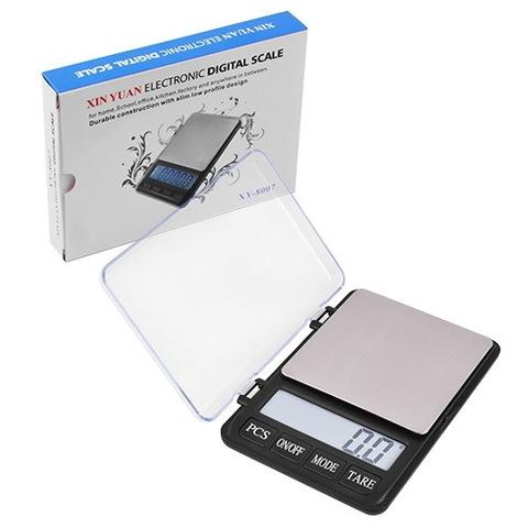 Весы ювелирные MH-999/XY-8007, 3кг. (0,1г)