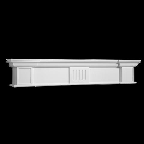 Элемент камина Европласт из полиуретана 1.64.004, интернет магазин Волео