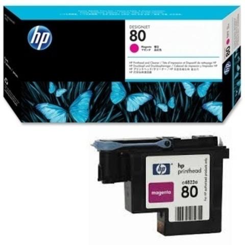 Картридж Hewlett-Packard (HP) C4822A №80