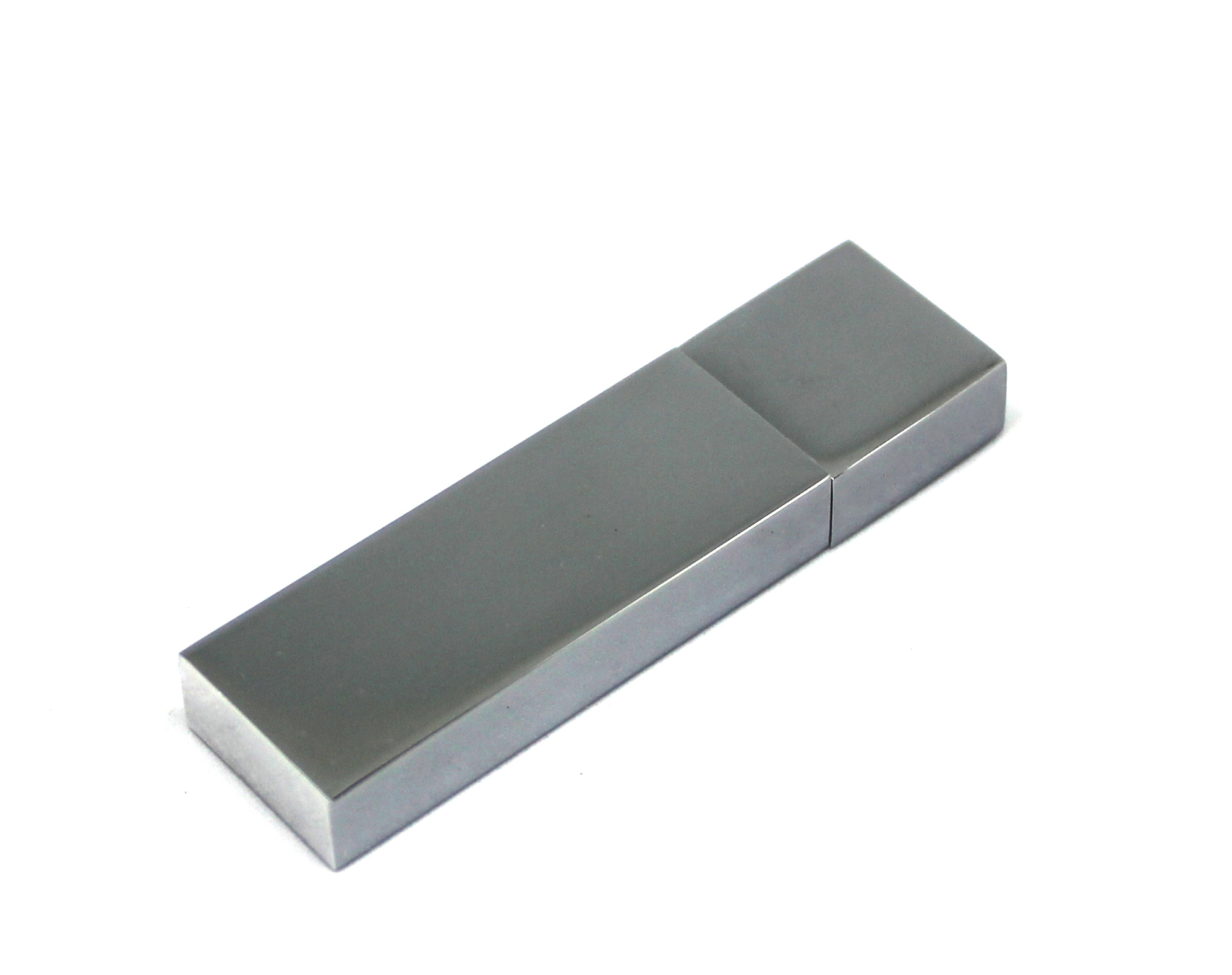 usb-флешка брусок кирпич серебро оптом