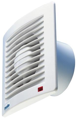 Вентилятор накладной Elicent E-Style 120 Pro MHY Smart BB (таймер, датчик влажности, двигатель на шарикоподшипниках)