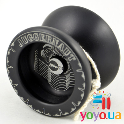 Dif-e-Yo Juggernaut йо-йо