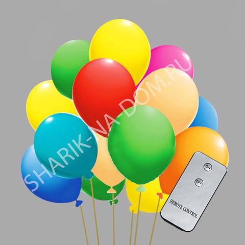 """Светящиеся шарики Воздушные шары """"Светящиеся""""с пультом ДУ Светящийся_шарик_с_пультом_ДУ.jpg"""