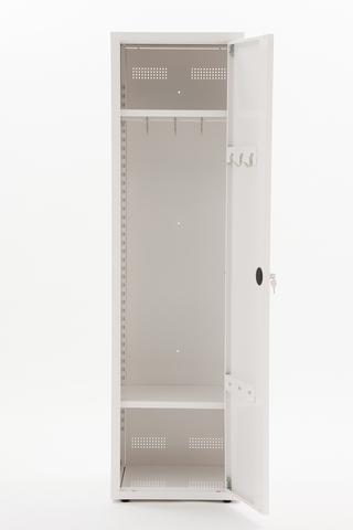 Шкаф медицинкий МЕТ ЭССЕН 1МО, для одежды - фото