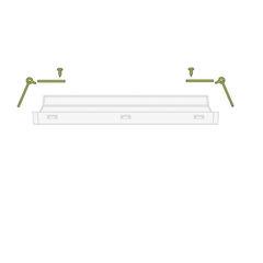 Комплект для встраиваемого монтажа аварийного светильника Vella LED eco