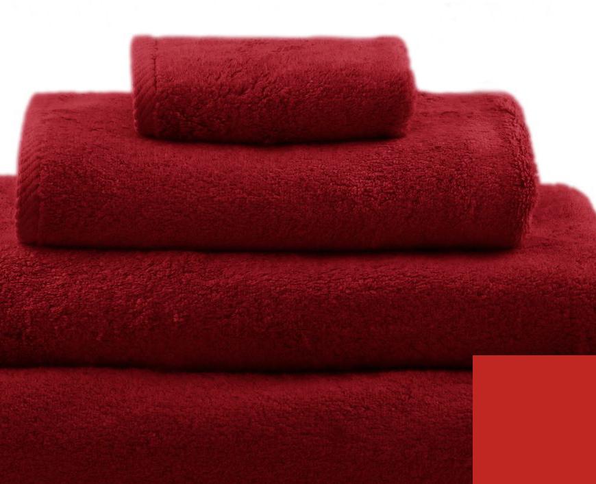 Полотенце 40х30 Hamam Glam красное