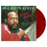 Marvin Gaye / Sexual Healing (The Remixes)(Coloured Vinyl)(12' Vinyl EP)
