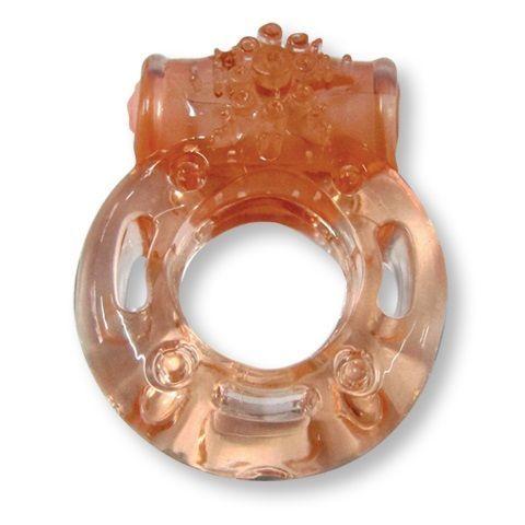 Эрекционные кольца: Эрекционное виброкольцо Luxe VIBRO Штормовой Мул