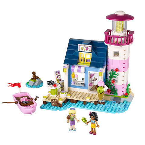 LEGO Friends: Маяк 41094 — Heartlake Lighthouse — Лего Подружки Френдз