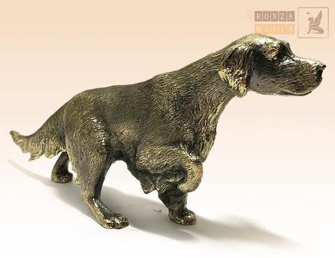 статуэтка Собака Сеттер