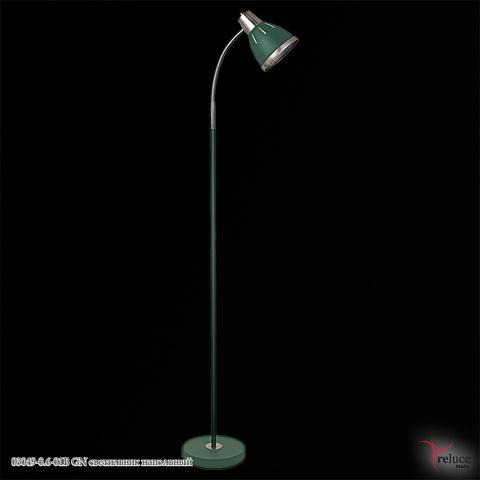 03049-0.6-01B GN светильник напольный