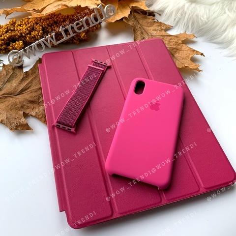 Чехол iPad 11'' Smart Case /raspberry/ малиновый
