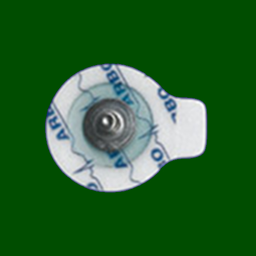 Электрод ЭКГ  24 мм, одноразовый, H124SG Ковидиен (10 руб/шт)