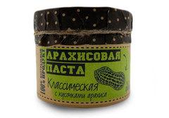 Паста арахисовая с кусочками арахиса Благодар, 300г