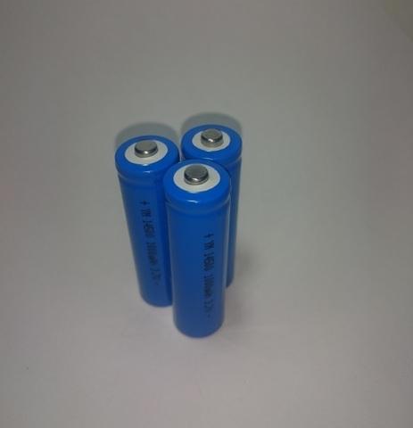 Аккумулятор 14500 Li-ion 1000mAh 3,7V 3,7Wh