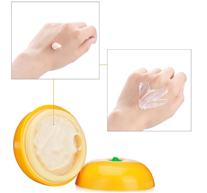 Tony Moly Tangerine Whitening Hand Cream