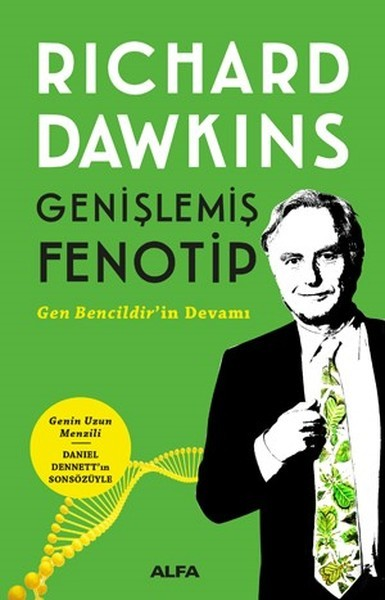 Kitab Genişlemiş Fenotip | Richard Dawkins