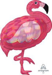 А ФИГУРА/P40 Фламинго переливы перламутр, 28
