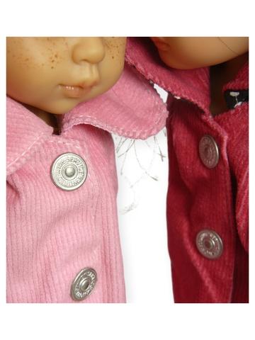 Пальто - Детали. Одежда для кукол, пупсов и мягких игрушек.