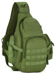 Тактический однолямочный рюкзак Mr. Martin 5053 Олива