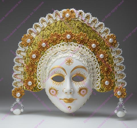 Солнышко - интерьерная маска
