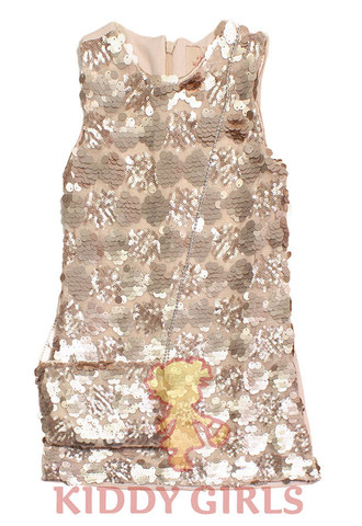 Платье для девочки Wecan 19127