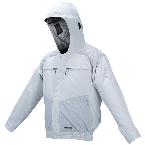 Куртка искрозащищенная аккумуляторная Makita DFJ407ZL