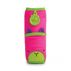 Trunki Накладка-чехол Розовая для ремня безопасности