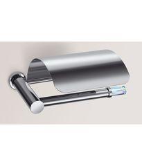 Держатель туалетной бумаги c крышкой Windisch 85651CR Concept