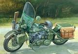Мотоцикл WLA 750 1:9