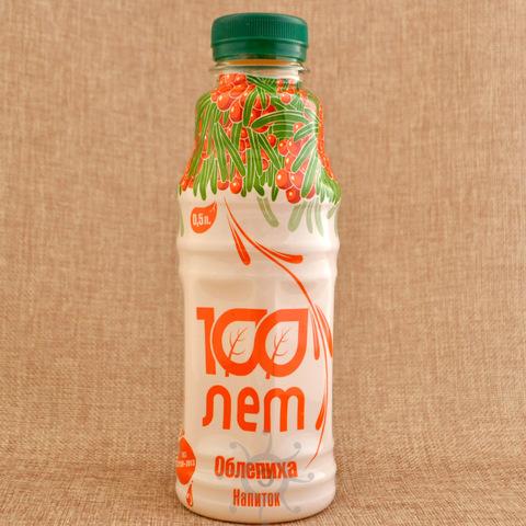 Напиток облепиховый 100 лет, 500мл