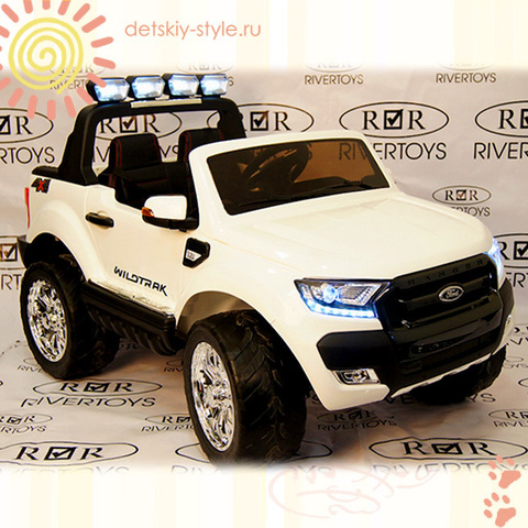 New Ford Ranger 4x4