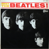 The Beatles ‎/ Meet The Beatles! (Coloured Vinyl)(LP)