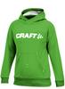 Толстовка Craft Flexhood Green женская Распродажа