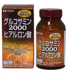 Глюкозамин + гиалуроновая кислота