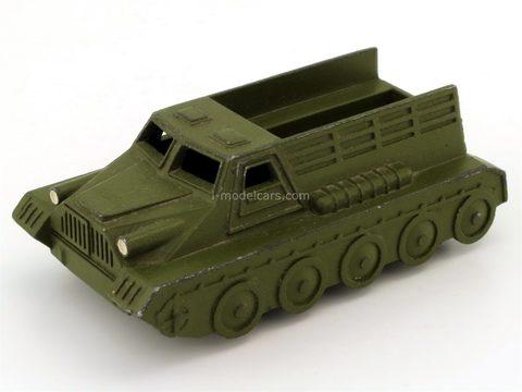 Military technics. Off-road vehicle (GT-S GAZ-47). Tula Cartridge Plant