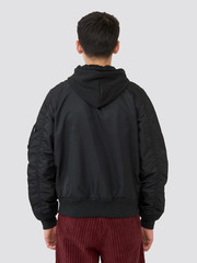 Бомбер Alpha Industries MA-1 Natus Black