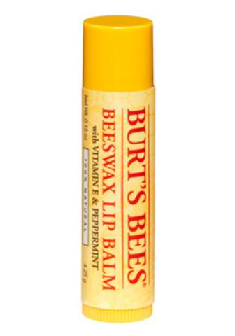 Бальзам для губ с перечной мятой, Burt's Bees