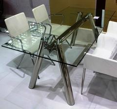 стол обеденный  14-10 by Steel Arts